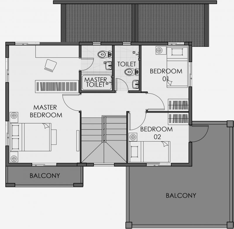 greta 2nd floor plan