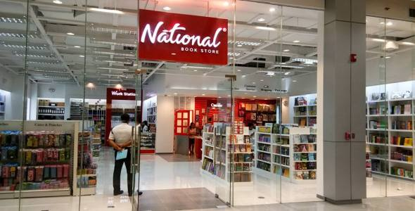 National Book Store Butuan Now Open at Robinsons Place Butuan