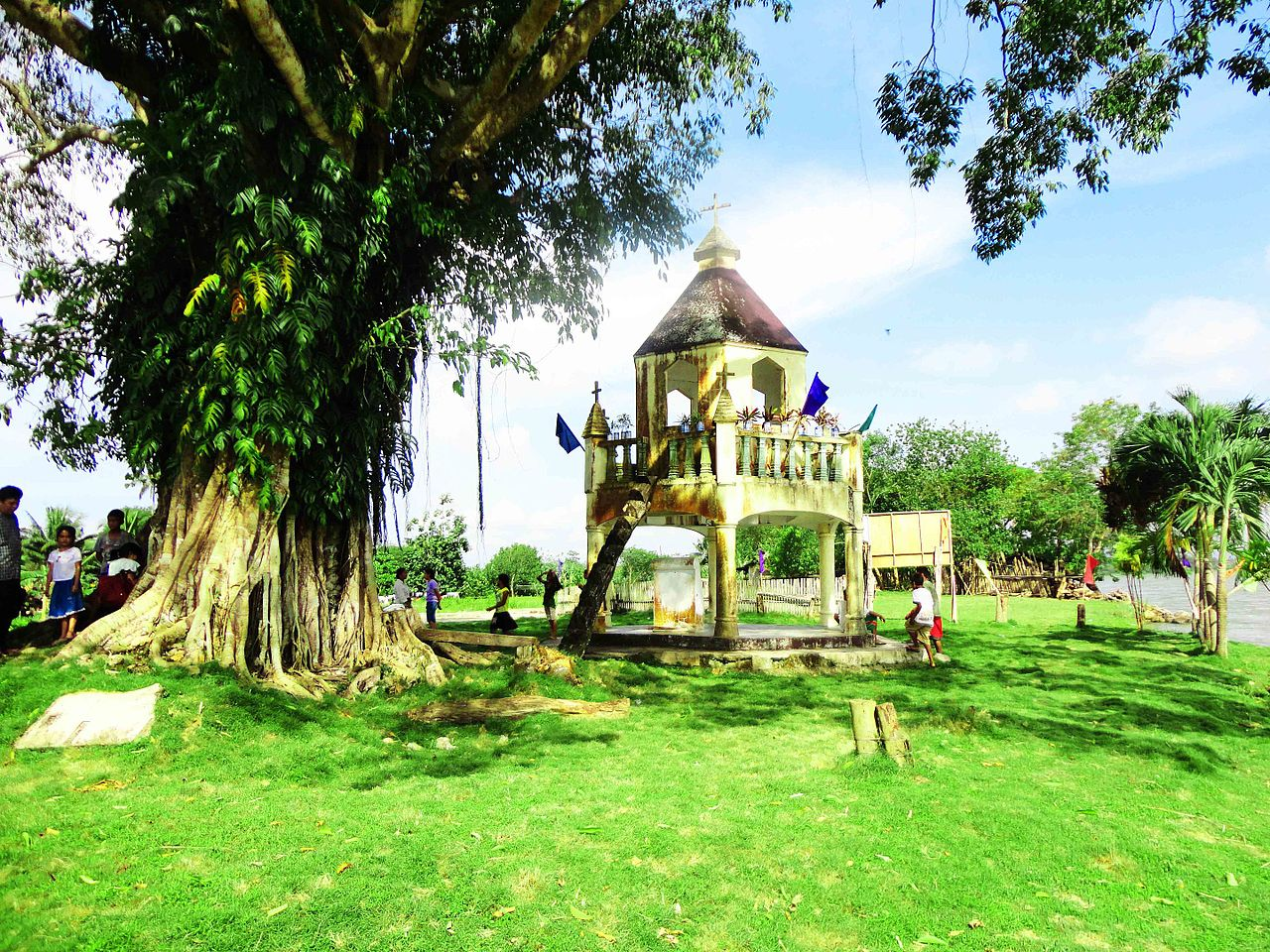 anza_Church_Ruins_Butuan_City