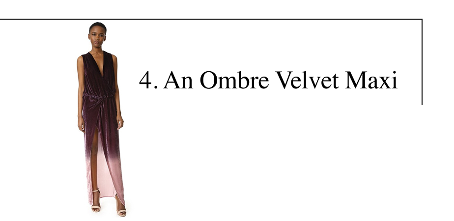 Top five 5 favorite velvet pieces in 2017