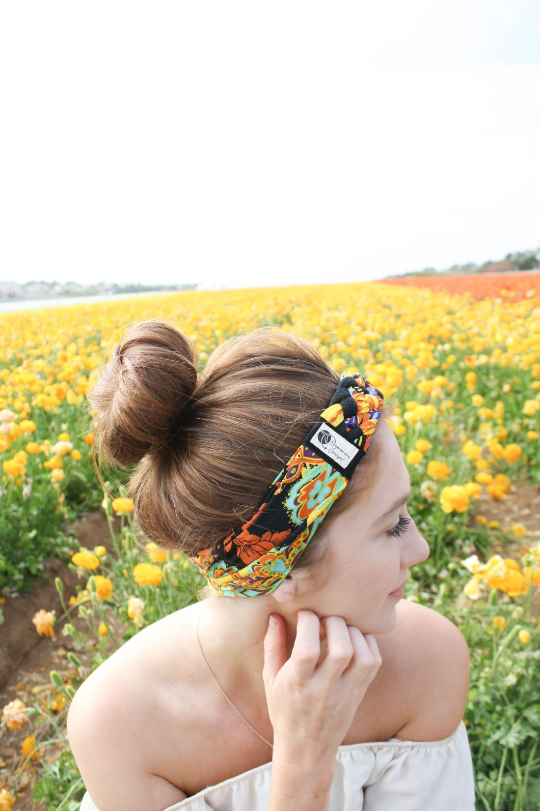 Regenrous Designs - But What Should I Wear - Sustainable fashion headbands