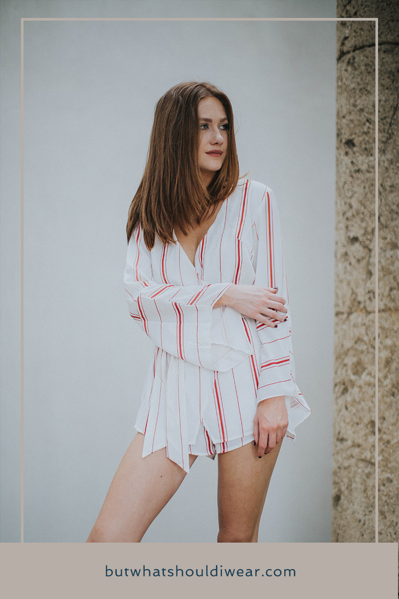 Pinterest the best rompers for your body type this summer - but what should i wear - romper outfit ideas - 4