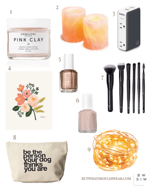 gift guide for her - stocking stuffers and gifts under $25