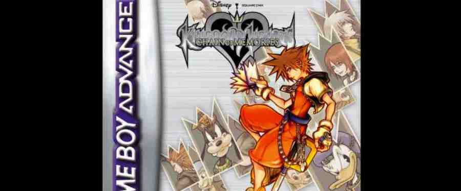 Kingdom Hearts Chain of Memories - But Why Tho?