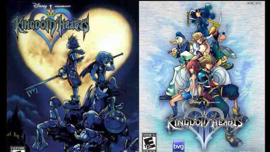 Kingdom Hearts and Kingdom Hearts II