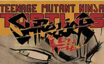 Teenage Mutant Ninja Turtles - Shredder in Hell #1