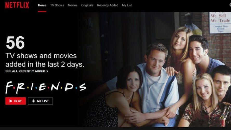 Netflix Friends