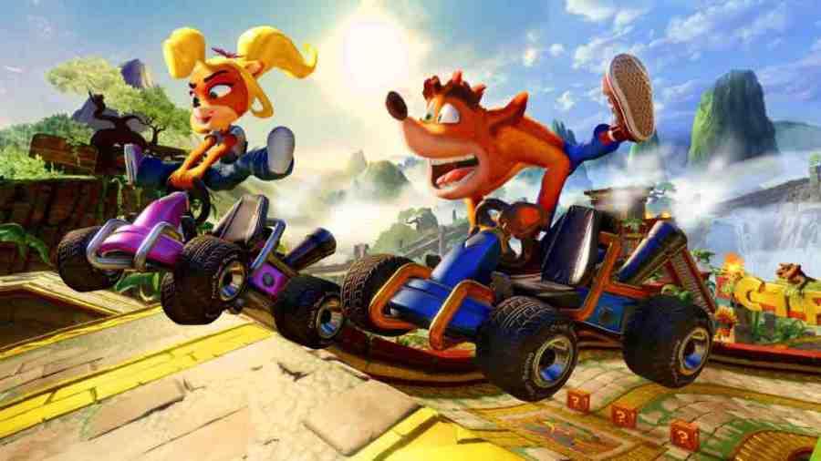 Crash Team Racing Demo - But Why Tho?