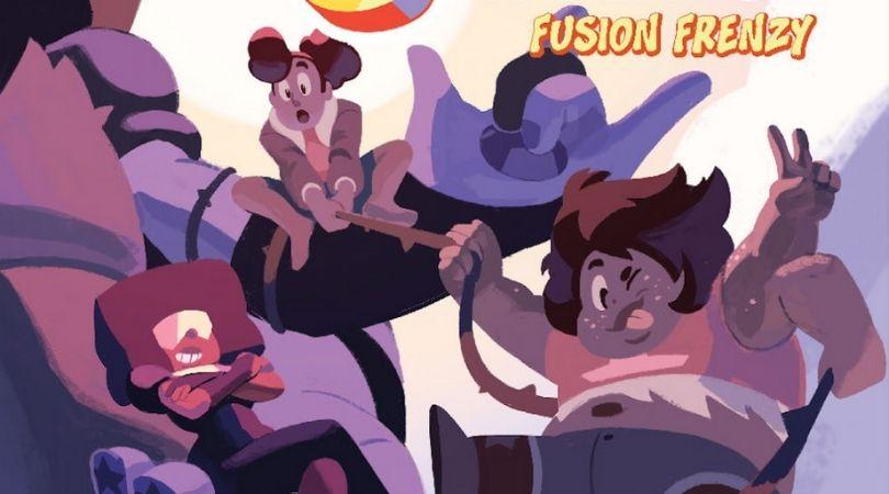 Steven Universe - Fusion Frenzy