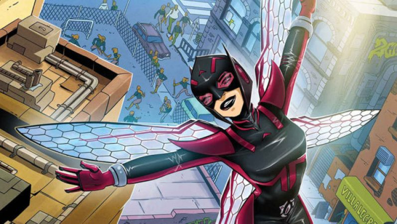 The Unstoppable Wasp Interview