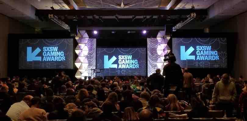 SXSW Gamer's Voice Award Winners