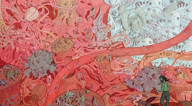 Mycelium Seep Vol 1-3