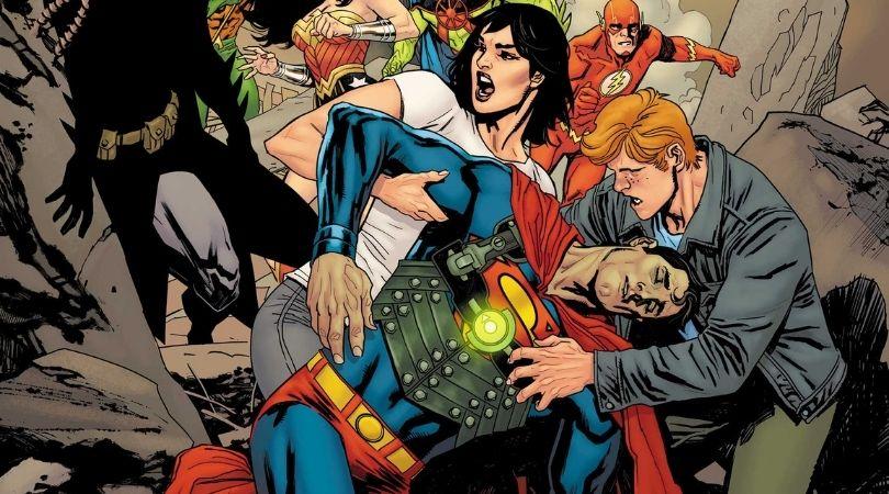 Superman Leviathan Rising