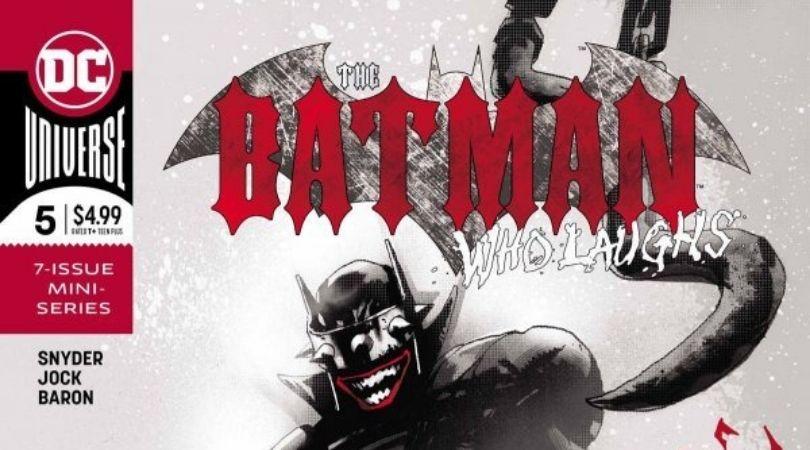 The Batman Who Laughs #5