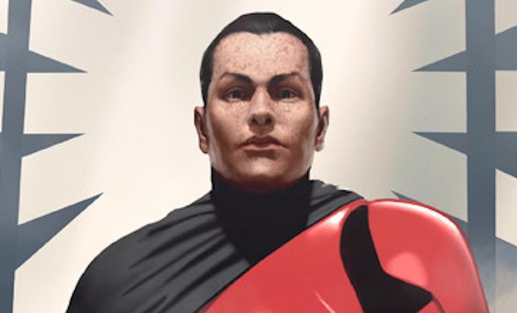 Drawing of Captain Cardinal