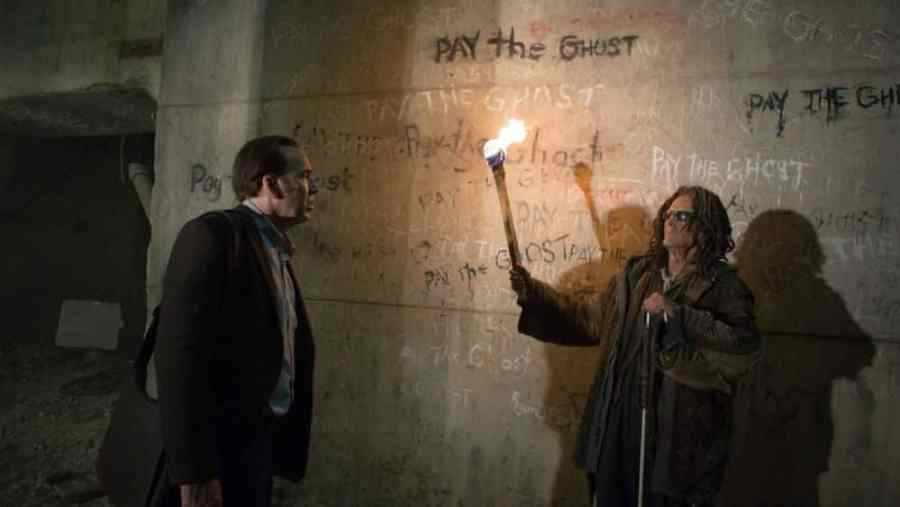 Halloween Horror Pay the Ghost