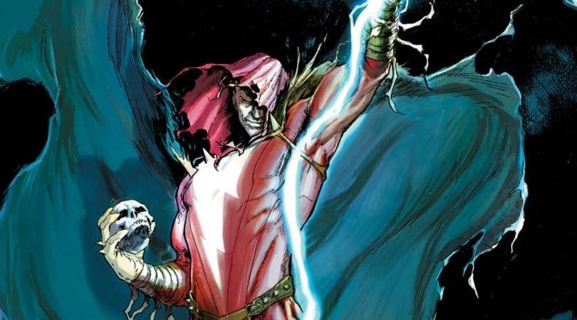 The Infected King Shazam #1