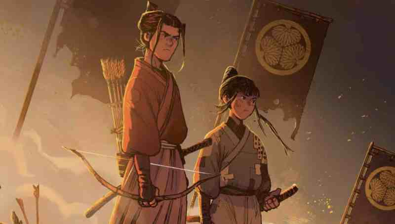 Ronin Island Vol 1: Together in Strength