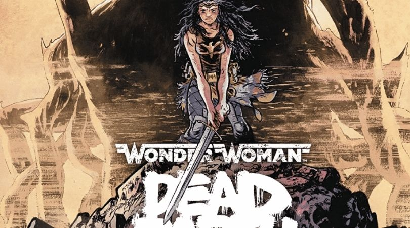 wonder Woman Dead Earth #1