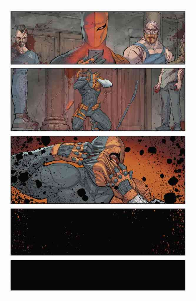 DCeased: Unkillables #1