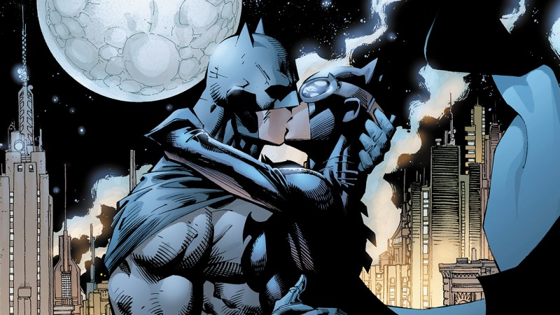 Batman and Catwoman top couples in comics