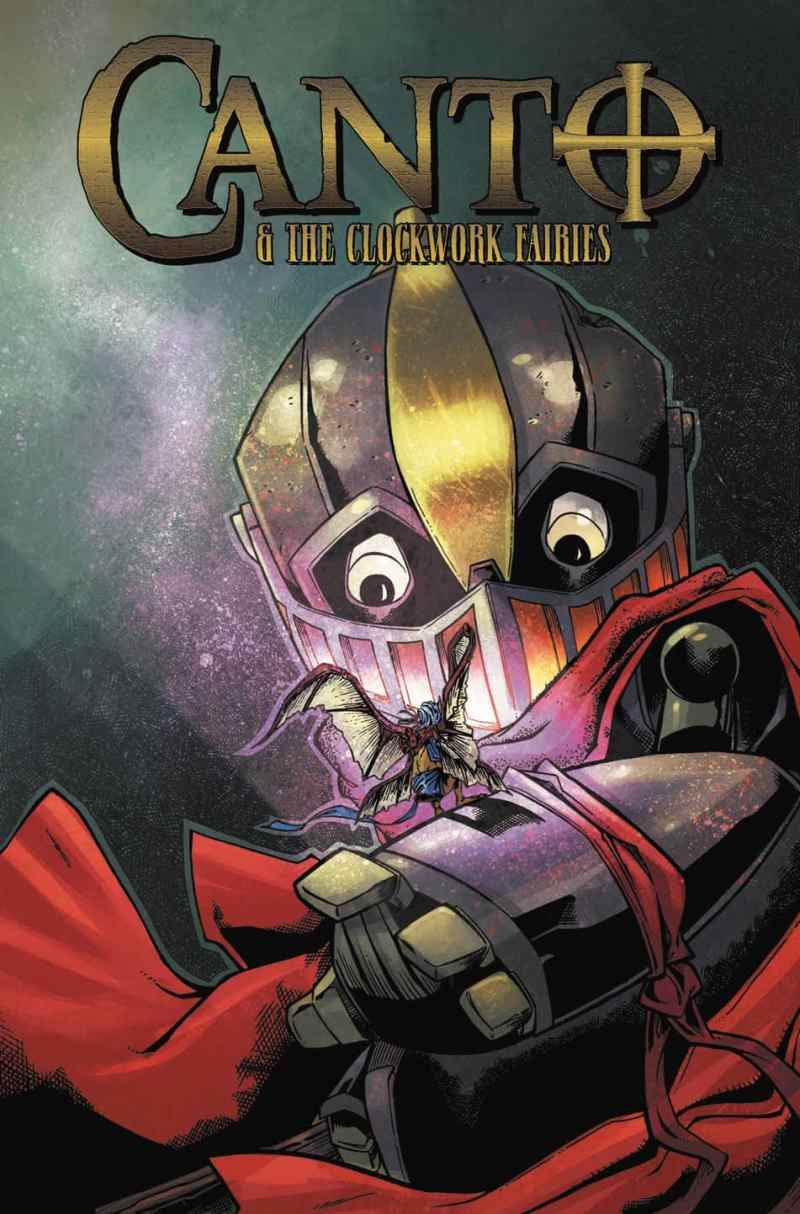 Canto and the Clockwork Fairies