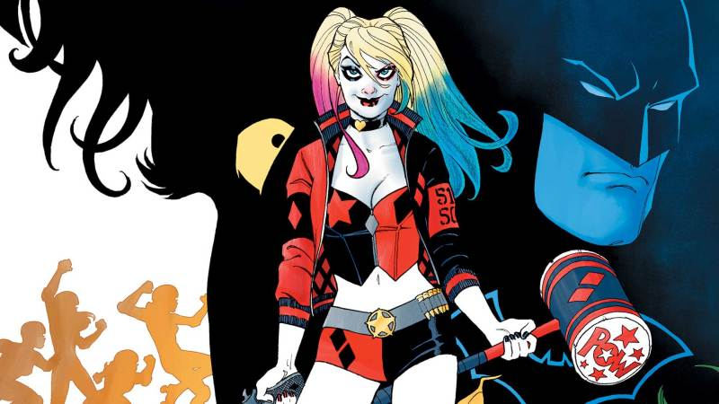 Harley Quinn and the Birds of Prey comics
