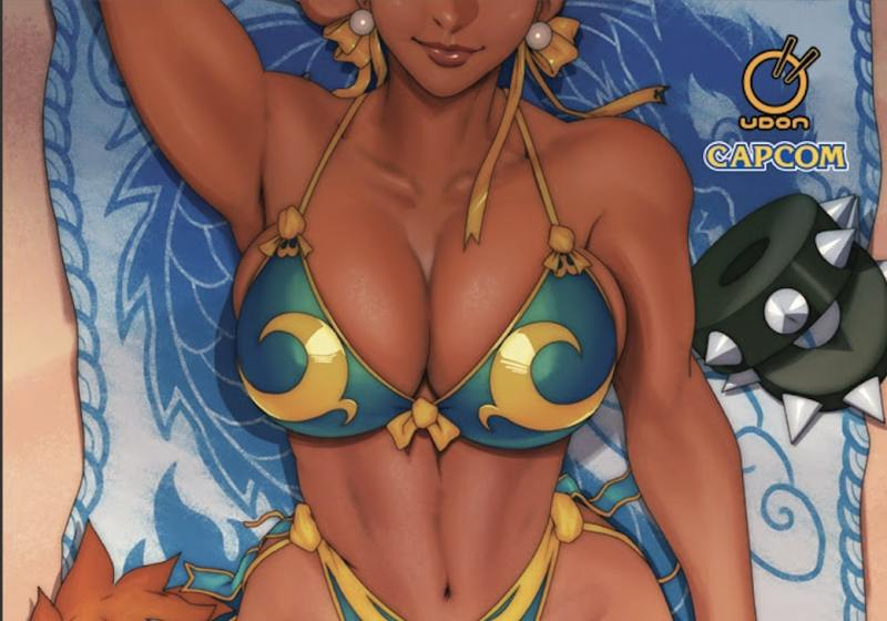 Street Fighter: Swimsuit Special Collection