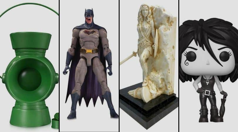 Valentine's Day Gift Guide for DC Comics
