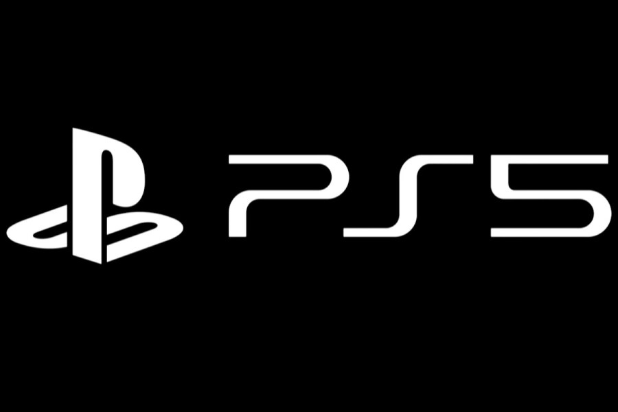 Logo for the PS5