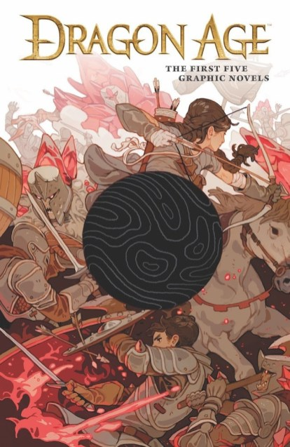 Bioware: Stories and Secrets From 25 Years of Game Developmentand Dragon Age: the First Five Graphic Novels