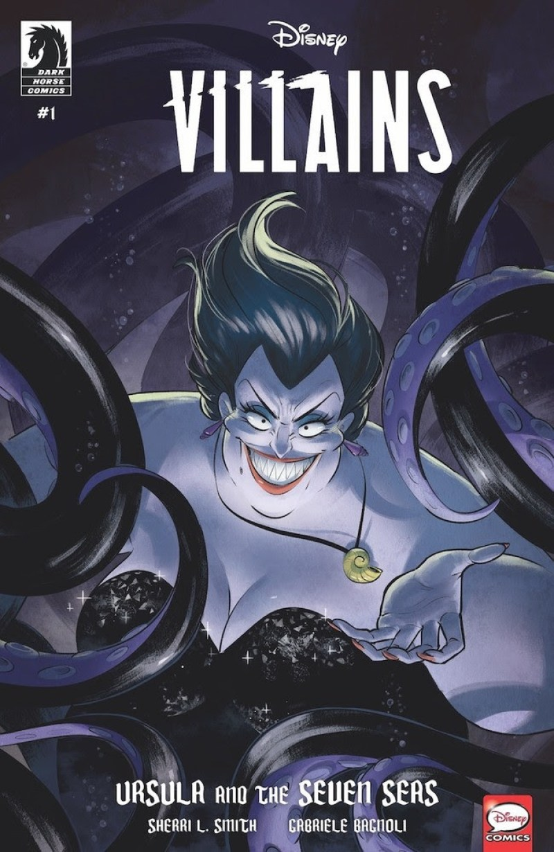 Disney Villains: Ursula and The Seven Seas