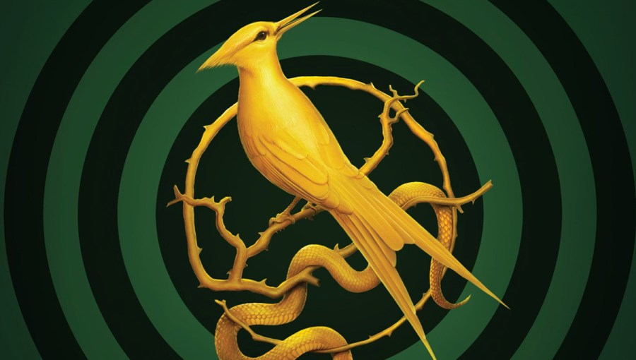 """Barnes & Noble Selects """"The Ballad of Songbirds and Snakes"""" for YA Book Club"""