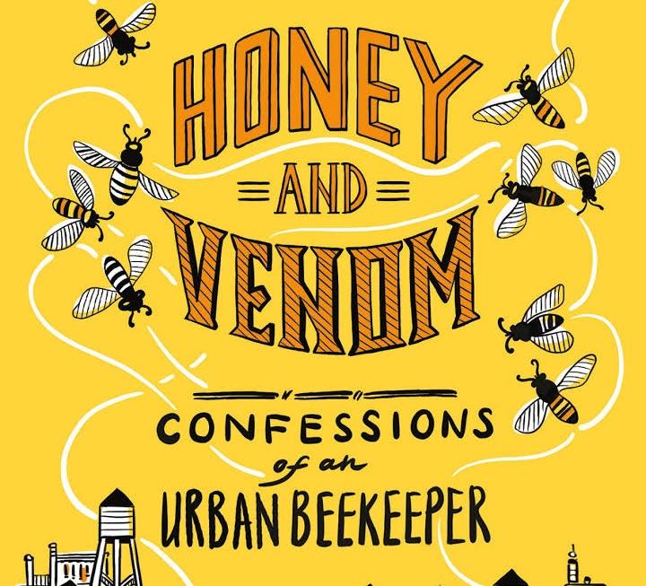 Honey and Venom Cover