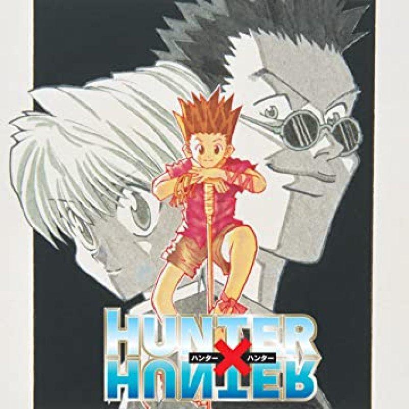 Comixology Manga Hunter X Hunter