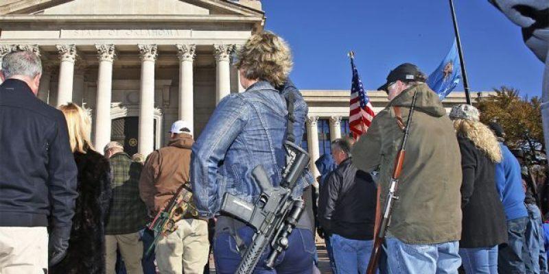 Gun Culture 2.0 Permitless gun carry in Oklahoma takes effect