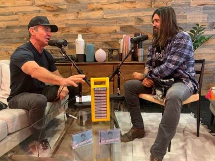 """Audio Up Presents, """"The Dennissance"""" Podcast with Dennis Quaid"""