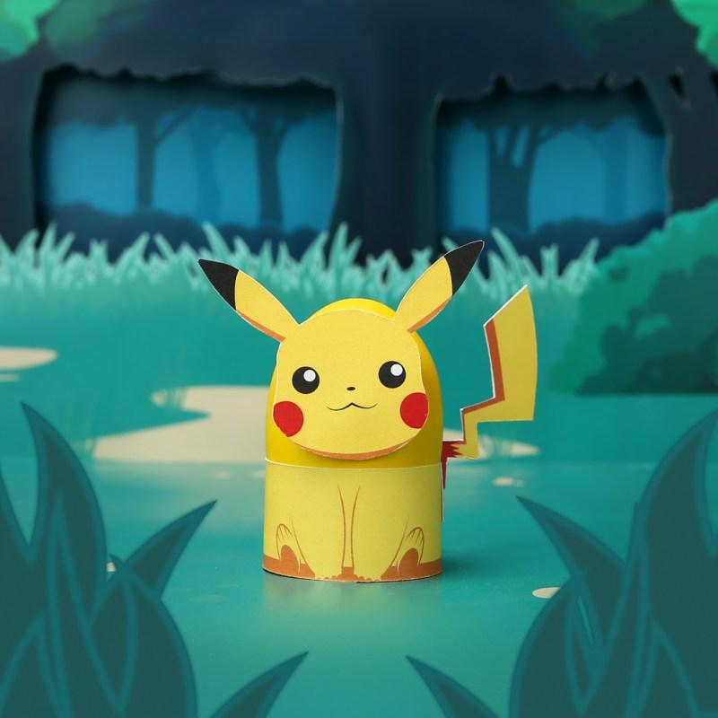 FUN.com Egg Pikachu