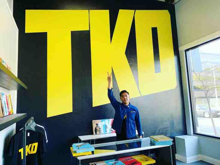 Tze Chen TKO Studios
