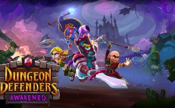 Dungeon Defenders: Awakened - title