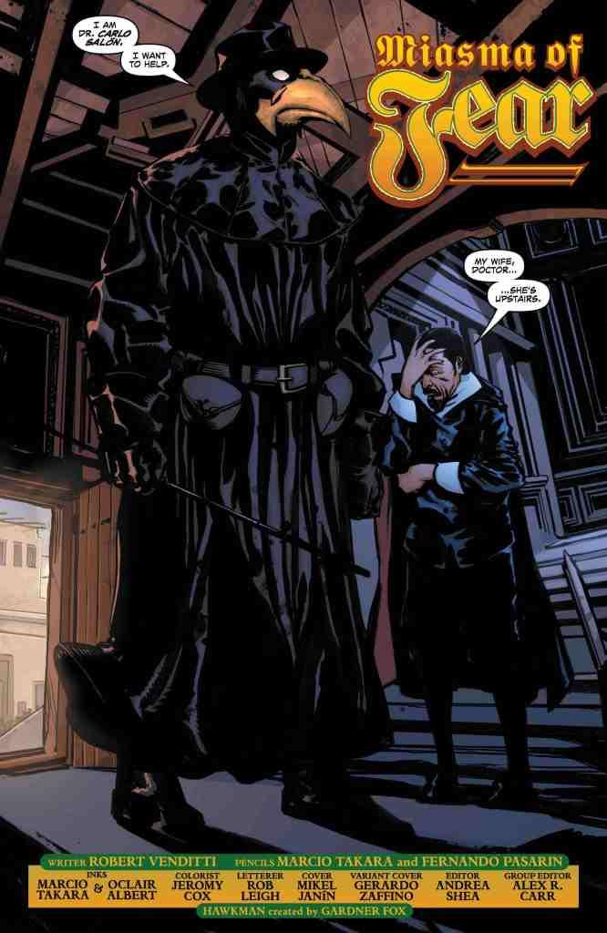 Hawkman #23