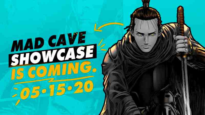 The Mad Cave Showcase