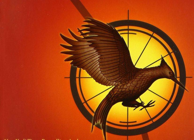 Catching Fire, Suzanne Collins, Scholastic Inc