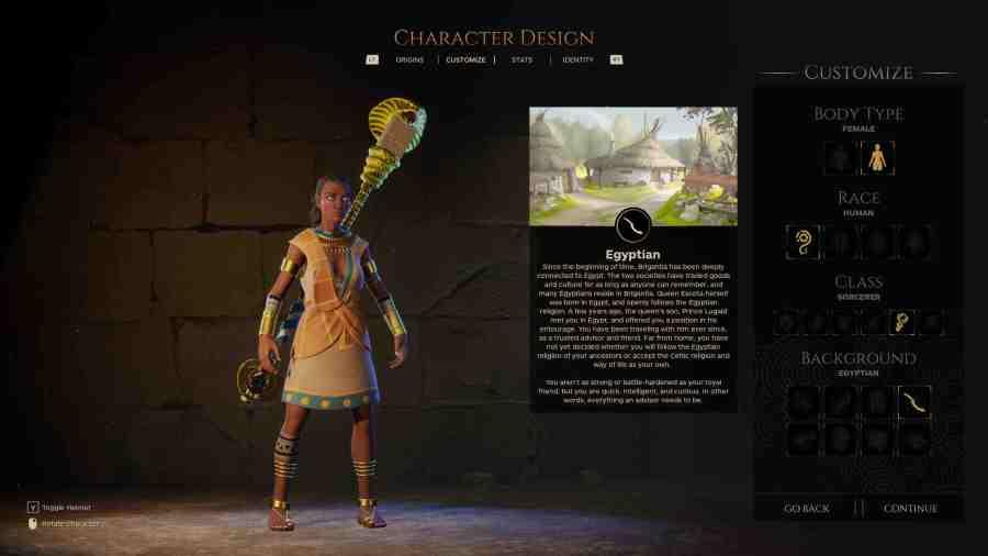 Character Design in The Waylanders