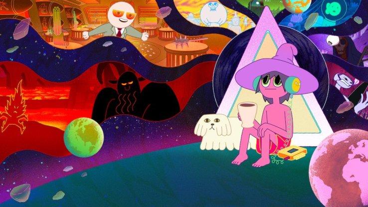 The Midnight Gospel, Netflix Animation