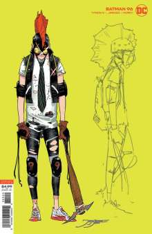 Jorge Jiménez Batman #96