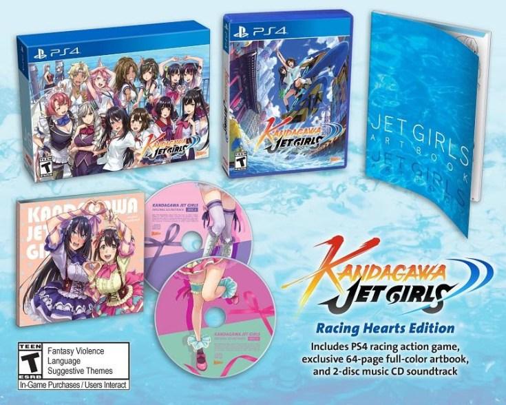 Kandagawa Jet Girls Racing Hearts
