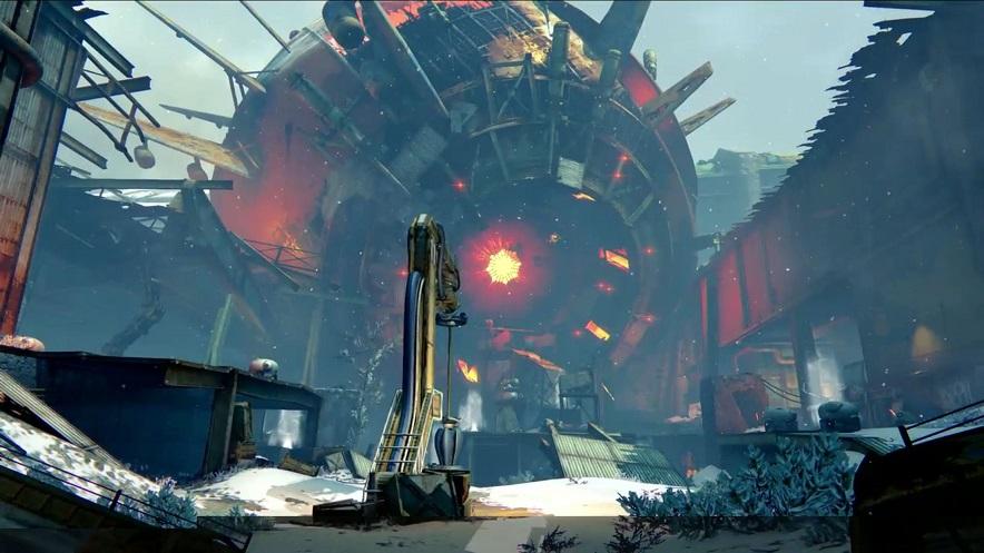 wrath of the machine destiny raids