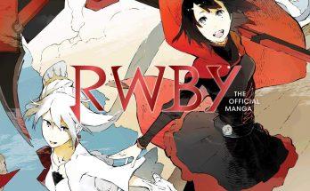 RWBY The Official Manga