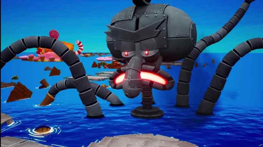 Battle For Bikini Bottom Multiplayer